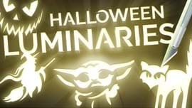 Our Halloween Luminaries Will Light the Way to Your Halloween Celebration