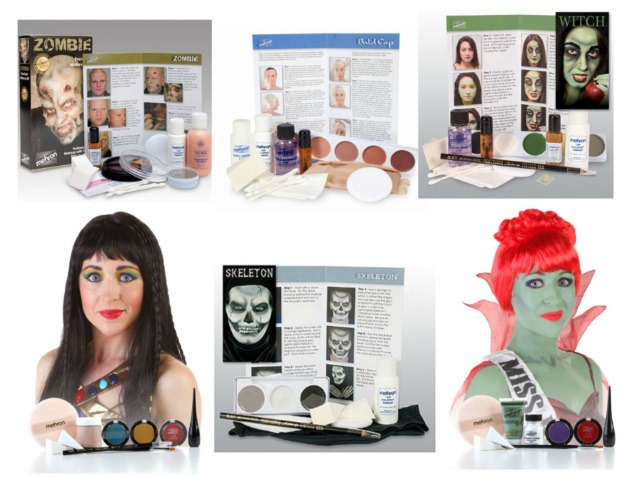 Mehron Makeup Kits for Halloween