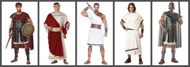 Roman Human Collage