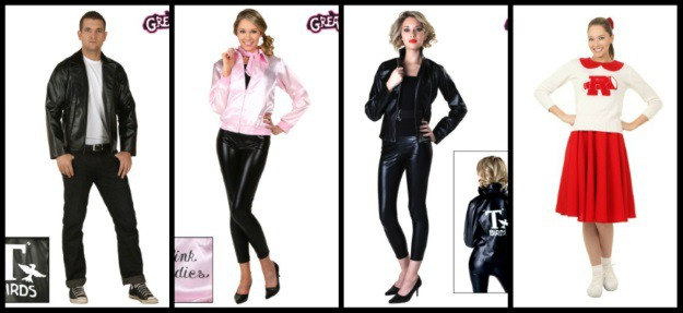 Grease TBird Pink Lady Rydell Costumes