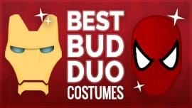 Best Bud Duo Costumes