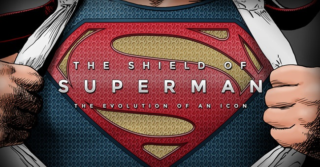 Superman Infographic Header Image
