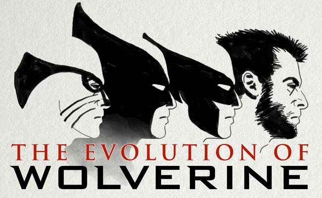 Wolverine Costume Evolution Header Image