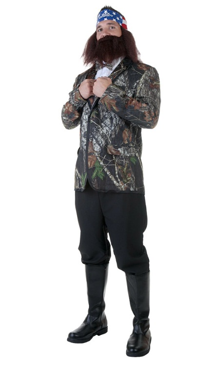 Willie Duck Dynasty Camo Tuxedo