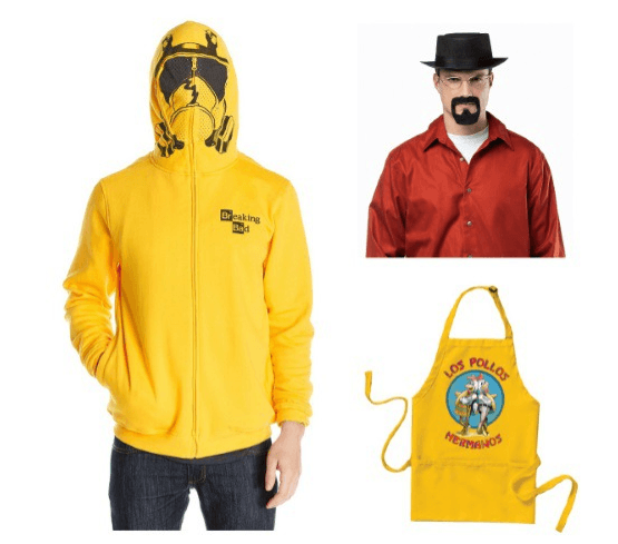 Breaking Bad Accessories for Halloween