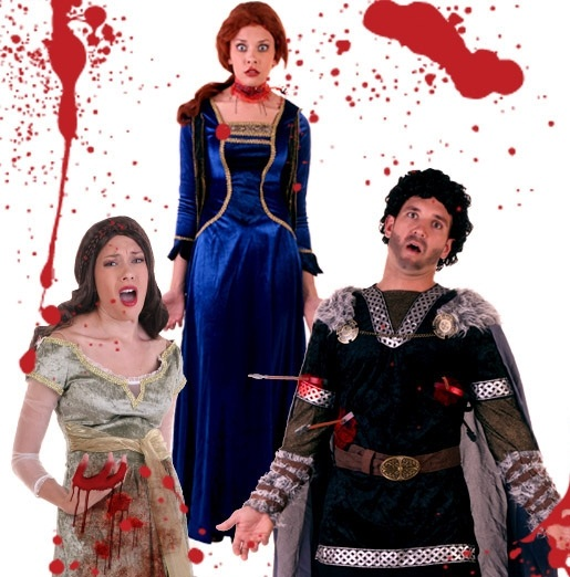 DIY Game of Thrones Red Wedding Costumes [Spoiler Alert ...