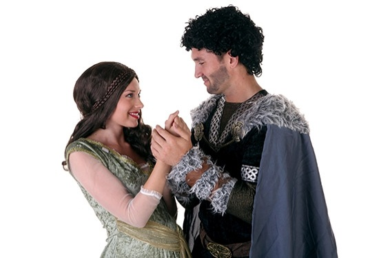 Robb and His Wife Happy