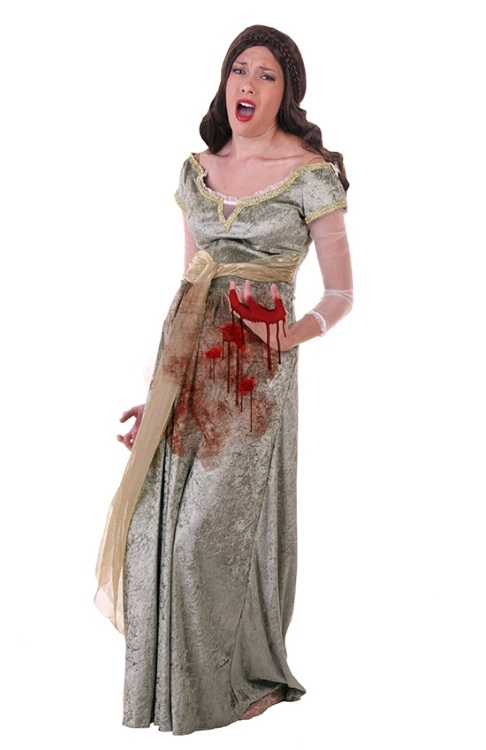 Lovely Game Of Thrones The Red Wedding #1: Talisa-bloody-stomach-costume.jpg