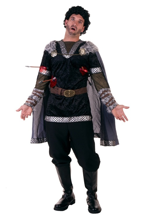 Robb Stark With Arrows Costume