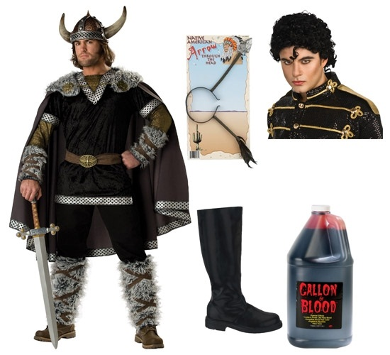 Diy game of thrones red wedding costumes spoiler alert halloween diy robb stark products solutioingenieria Gallery