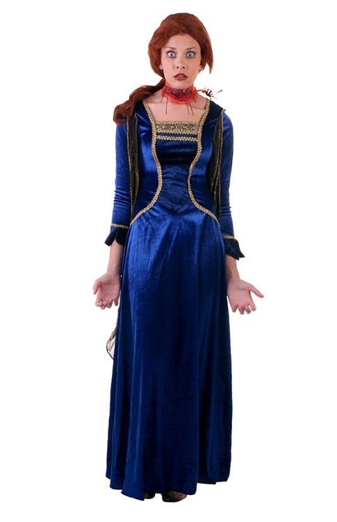 Dead Catelyn Stark Costume