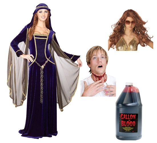 DIY Catelyn Stark Products