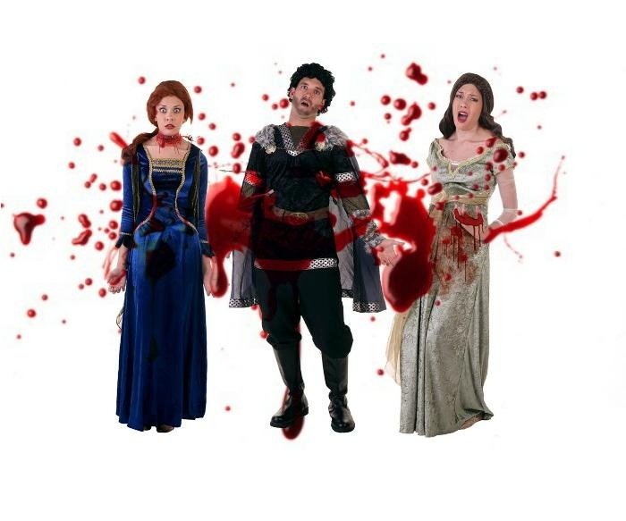 Diy Of Thrones Red Wedding Costumes Spoiler Alert Blog