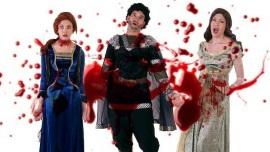 The Red Wedding.Diy Game Of Thrones Red Wedding Costumes Spoiler Alert Halloween