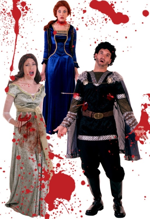 Game of Thrones Red Wedding Group Costume Idea