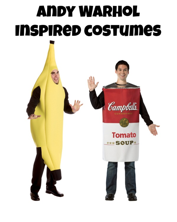 Pop Art Mens Costumes