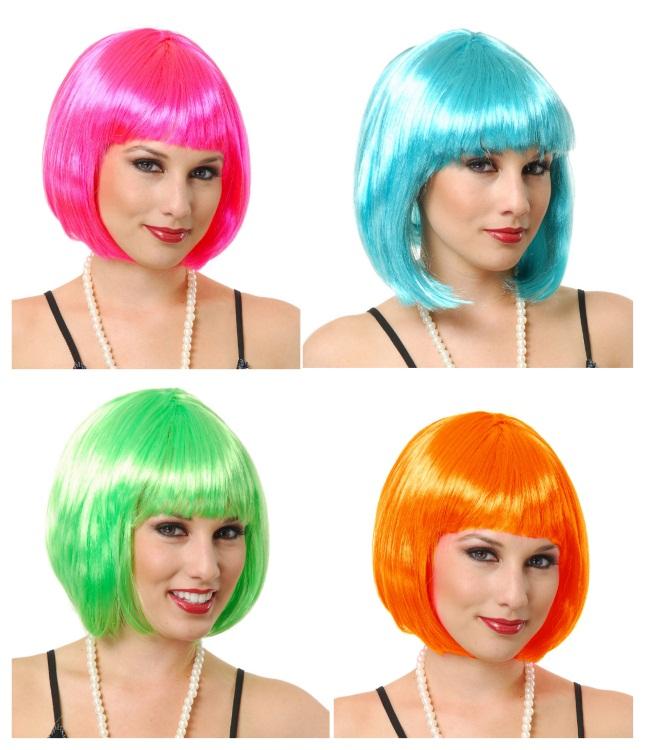 Pop Art Wigs
