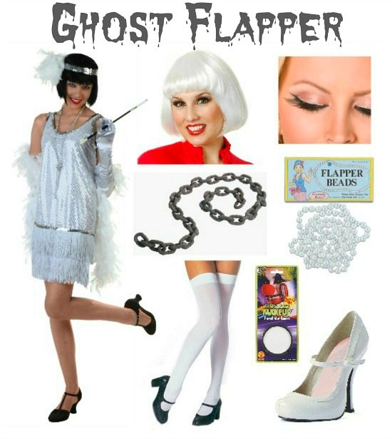 Ghost Flapper DIY Products Used