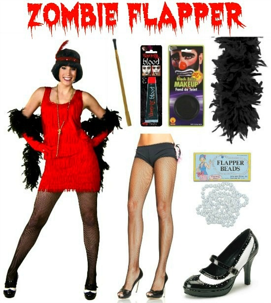 Products Used for DIY Zombie FLapper