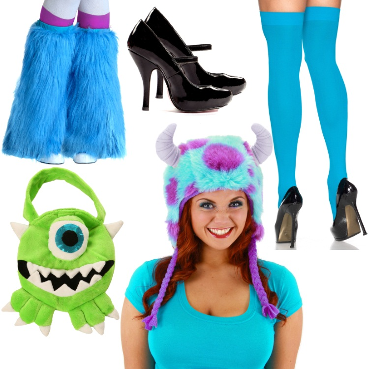 Monsters Inc Furry Frankie