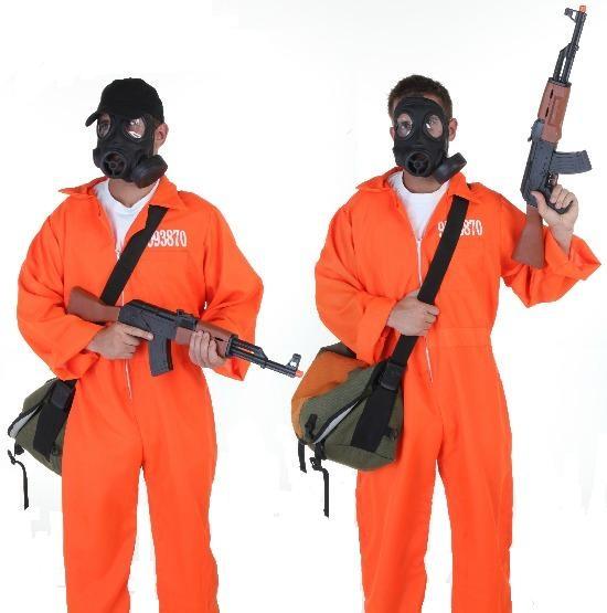 Orange GTAV Costumes