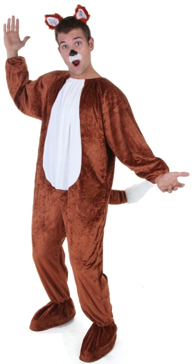 What does the fox say costume