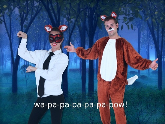 the fox couples costume idea main image