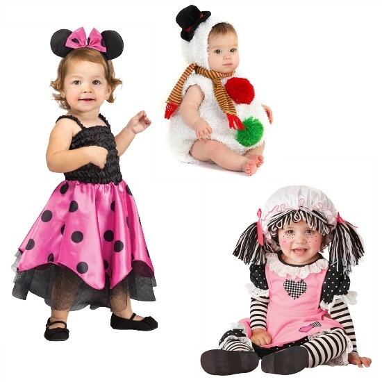Baby Costumes for Girls