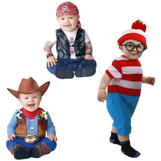 Baby Costumes for Boys