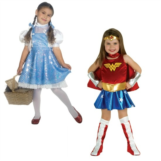 Toddler Costumes for Girls