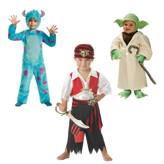 Toddler Costumes for Boys