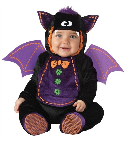 Tiny Infant Bat Costume