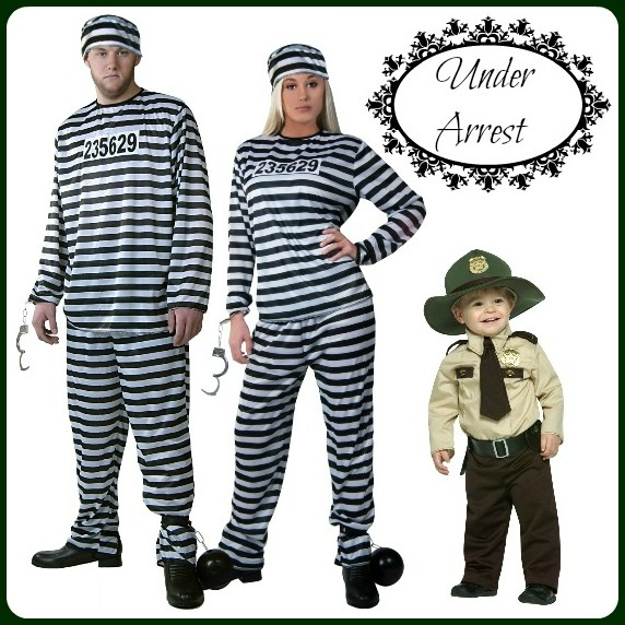 Prisoner Group Costume Idea