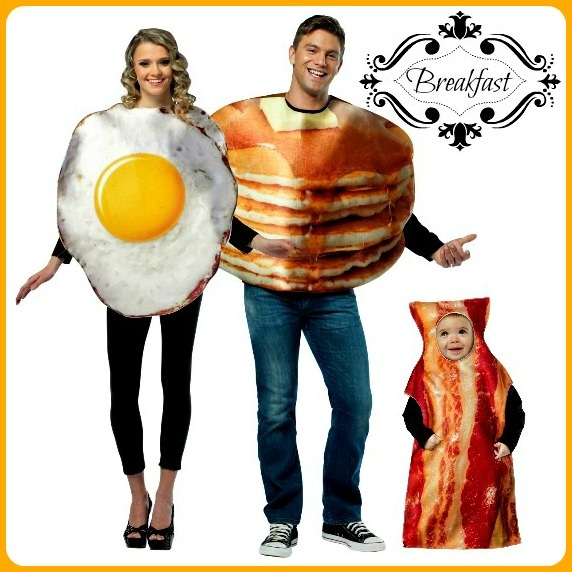 Funny Food Family Costume
