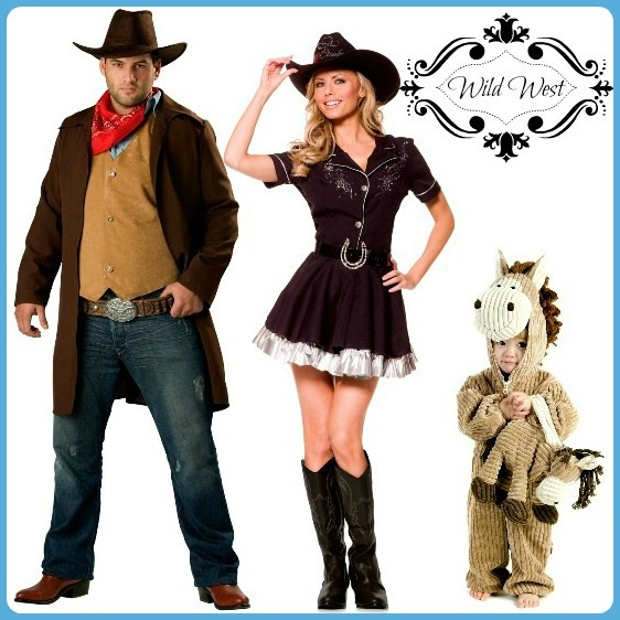 Cute Costume Ideas for Families - Halloween Costumes Blog