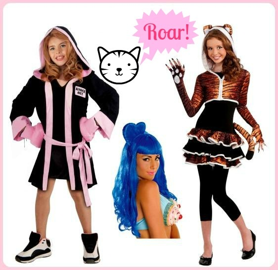 Katy Perry Roar Costume Idea