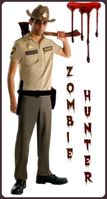 Rick Grimes teen costume