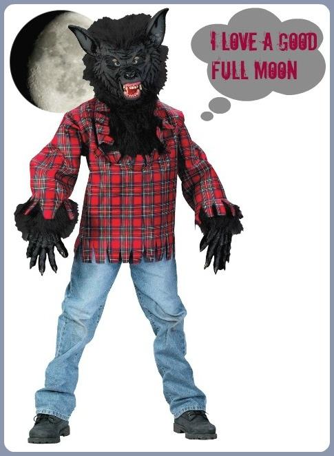 Werewolf Costume Idea Teenage