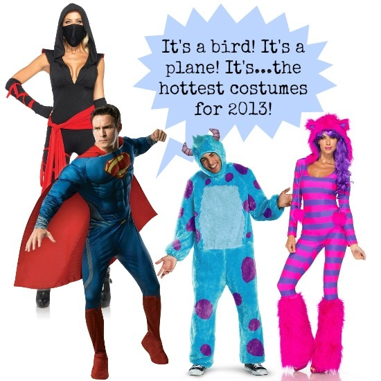 Hottest 2013 Costumes Header Image