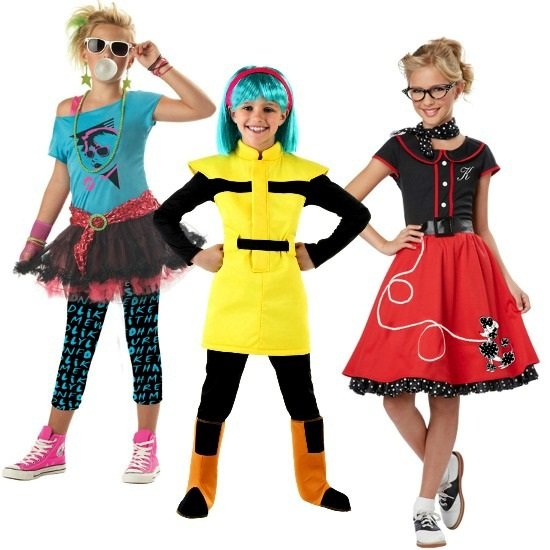 Best 2013 costumes for girls