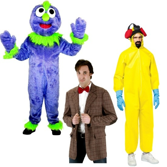 tv costumes for men 2013