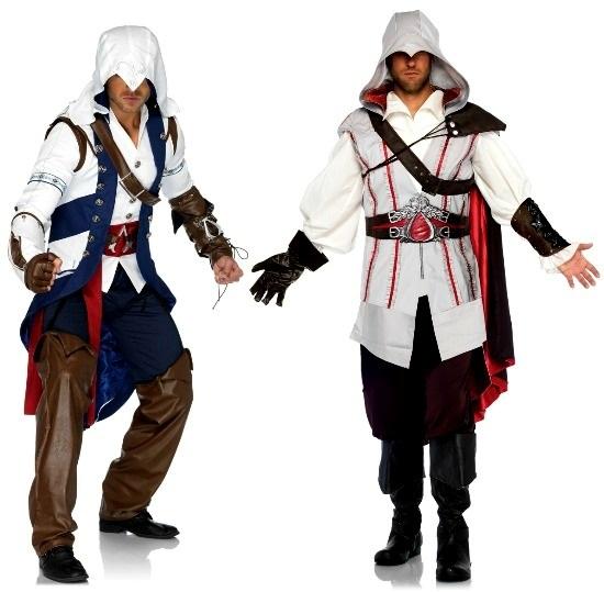 Assasins Creed costumes