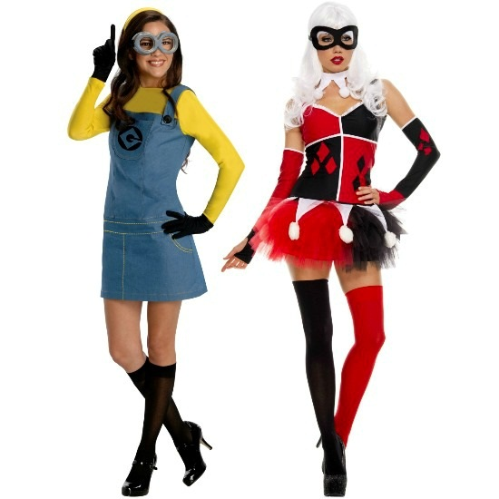 geeky pop culture womens costume ideas