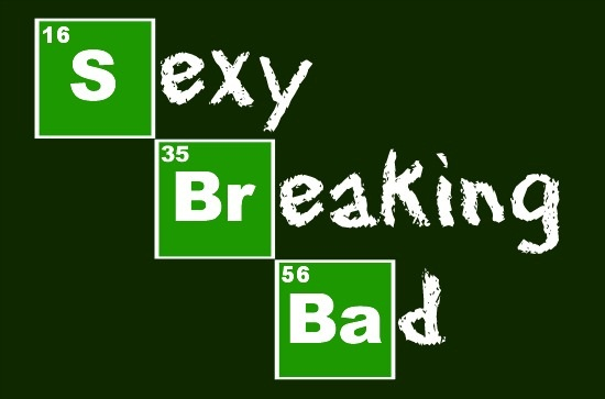 Sexy Breaking Bad Header Image