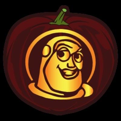 Pop culture pumpkin printables halloween costumes blog buzz lightyear pronofoot35fo Gallery