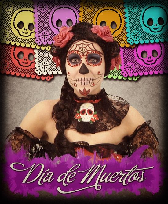 Dia de Muertos Costume