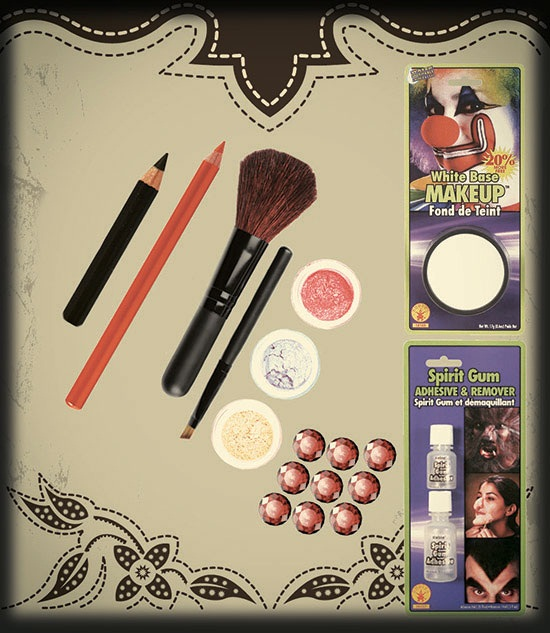 Day of the Dead Makeup Products
