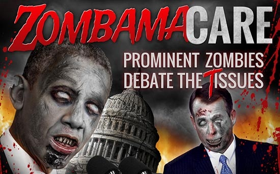 zombie obama infographic
