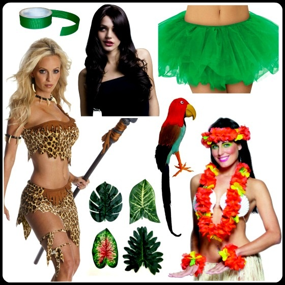 Products for DIY Katy Perry Roar Costume
