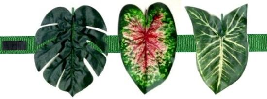 Katy Perry Leaf Skirt from Roar